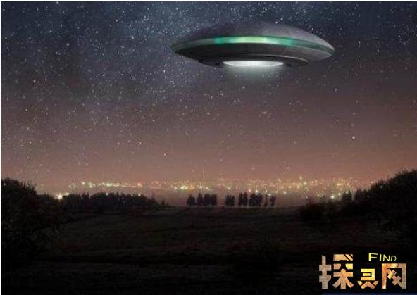 UFO击落美国核弹,美国曾与UFO大战并发现外星人基地