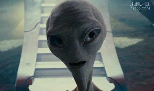 灰人是最普遍的外星人,绑架美国夫妇并抹掉【视频】