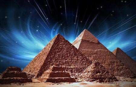 金字塔暗藏UFO科技 UFO科技已经在地球上开始运用