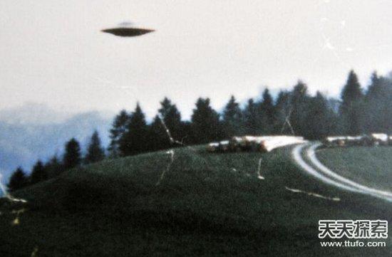 美前司令部爆料:曾被外星人带走