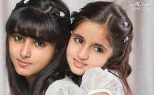 """""""迪拜最美公主"""",如今长大了,一组新照惊为天人"""