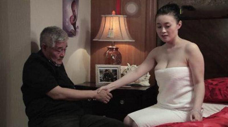 关婷娜露胸豪乳大尺度剧照曝光 傲人胸围超吸睛