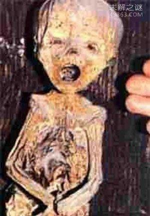 印加儿童木乃伊揭秘,被残忍活埋的儿童