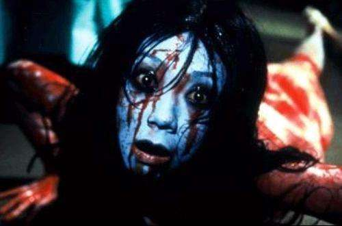 日本网友评本国十大最吓人恐怖片 只看图片就吓坏了