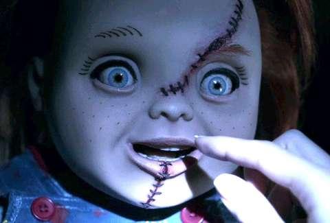 国外搜集的一堆恐怖娃娃照片