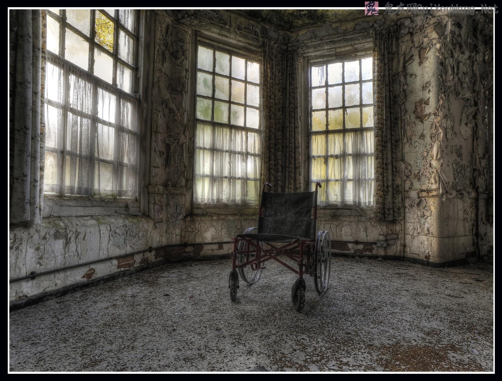 废弃的医院诡异的医疗设备