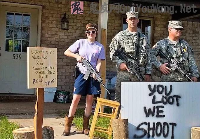 疫情爆发,美国老百姓急着囤枪!