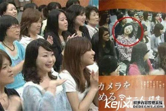 日本十大真正超自然女演员在温泉[遭遇鬼手照片]