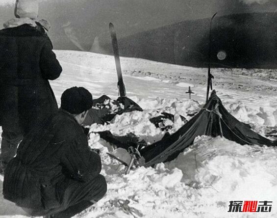1959年前苏联Dyatlov事件