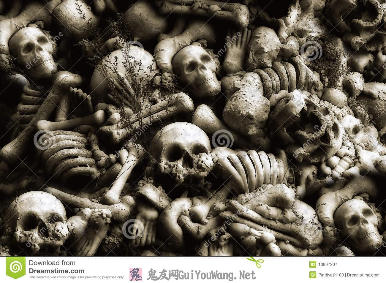 国外一组恐怖素材高清照片