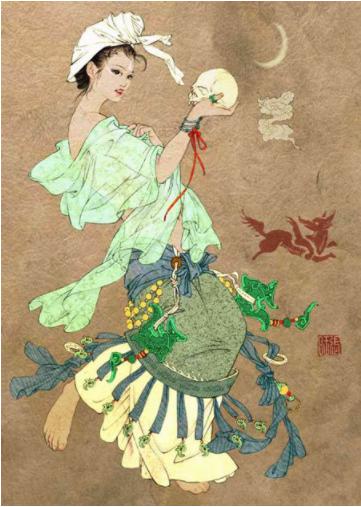 中国神话中的十大鬼神,你知道几个?